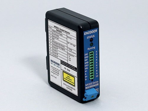 MR340-1 Controller DIN Linearsensoren