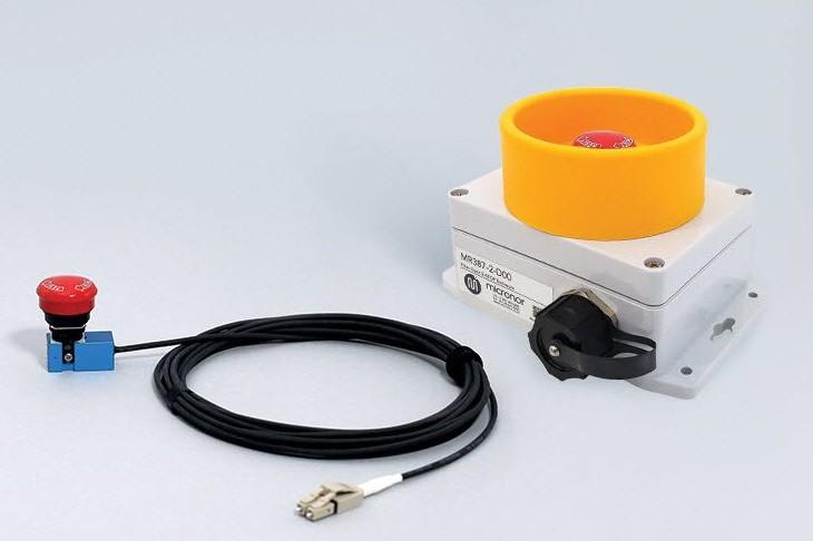 MR387 - Not-Aus-Sensoren