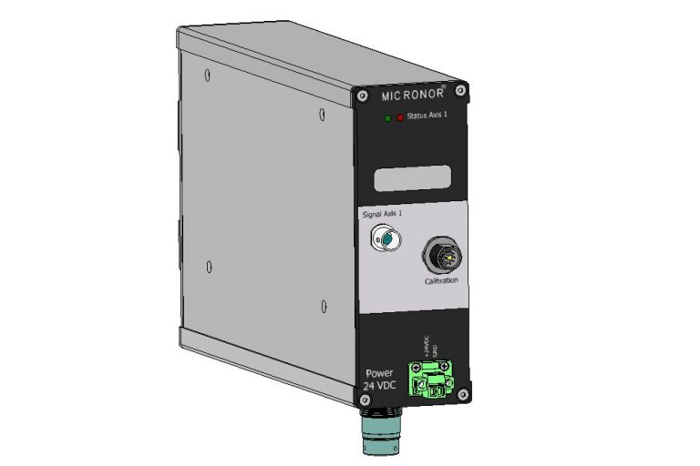 MR660-1 Beschleunigungssystem optische Sensoren