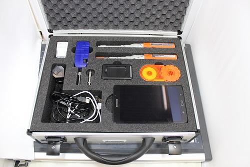 ZMR-MIC Reinigungskit Zubehör Optische Sensoren