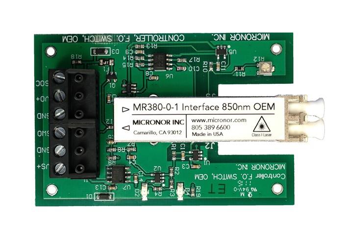 MR380-0 Controller Not aus