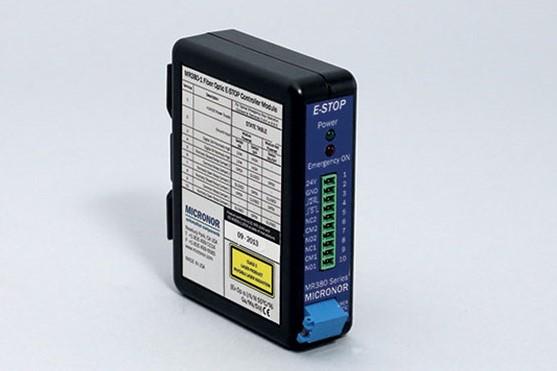 MR380-1 Controller DIN Not aus